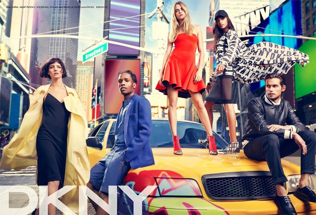 DKNY S/S14