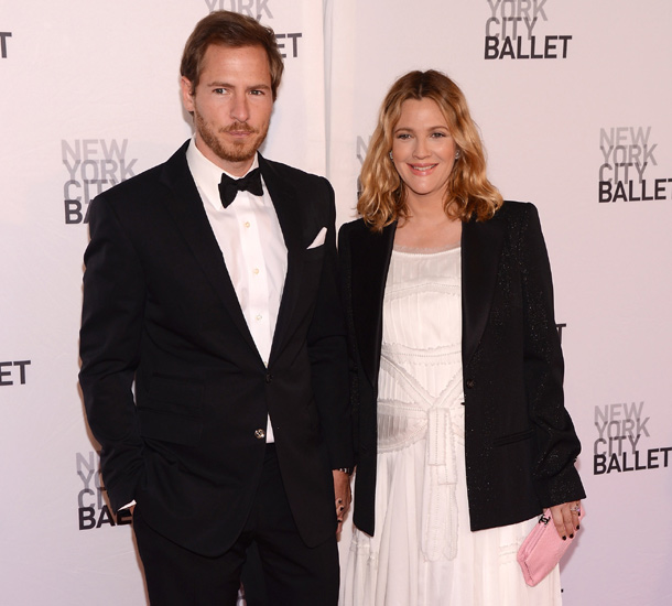drew-barrymore-husband-baby